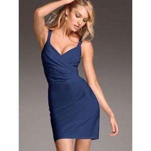 VS Bra Top Wrap Dress!
